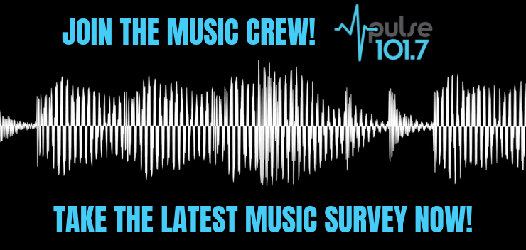 Join the music crew! Take our latest music survey!